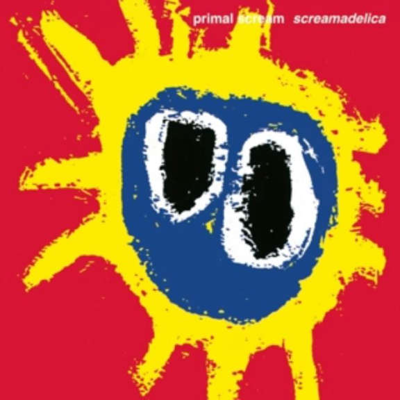 Primal Scream Screamadelica LP 2015