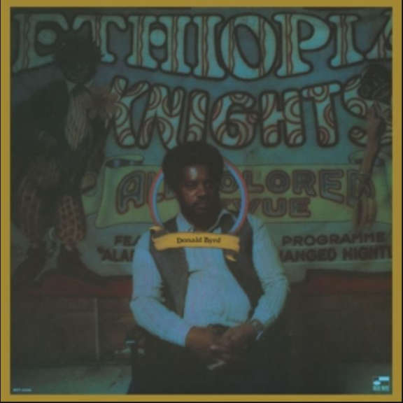 Donald Byrd Ethiopian Knights LP 2019