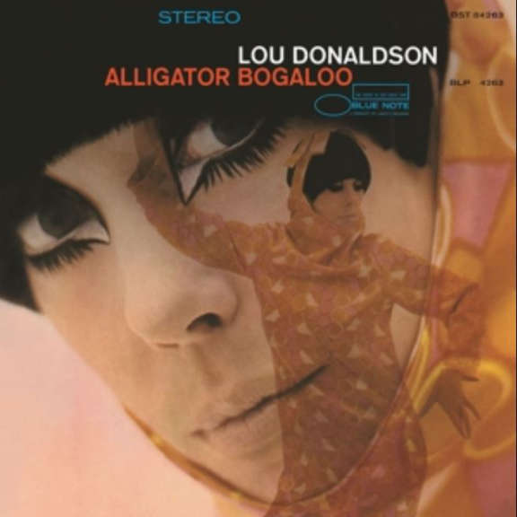 Lou Donaldson Alligator Bogaloo LP 2019