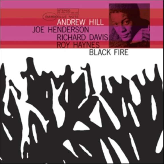 Andrew Hill Black Fire LP 2019