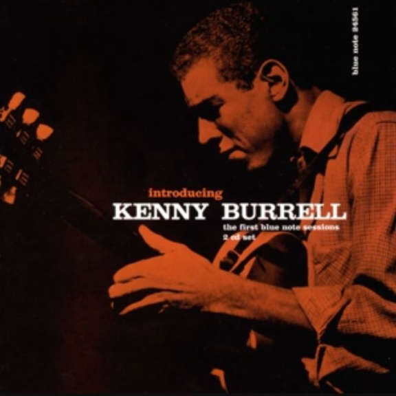 Kenny Burrell Introducing Kenny Burrell LP 2019
