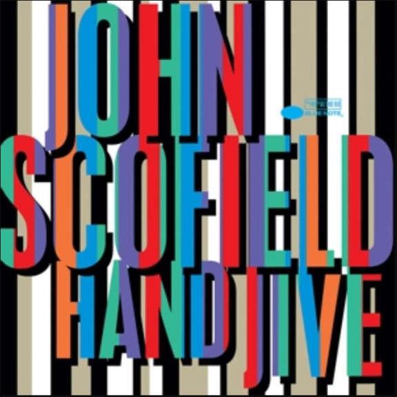 John Scofield Hand Dive LP 2019
