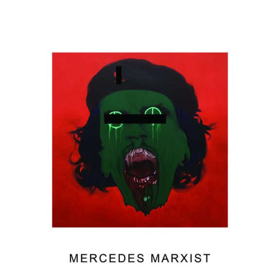 Idles Mercedes Marxist 7'' LP 2019
