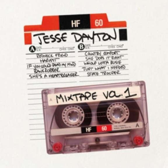 Jesse Dayton Mixtape vol. 1 LP 2019