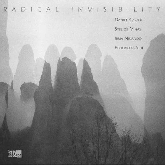 Daniel Carter Radical Invisibility LP 2019