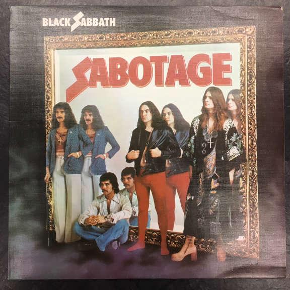 Black Sabbath Sabotage   LP 1975