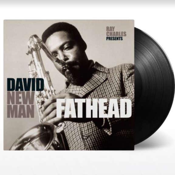 Ray Charles Presents David Newman Fathead LP 2019