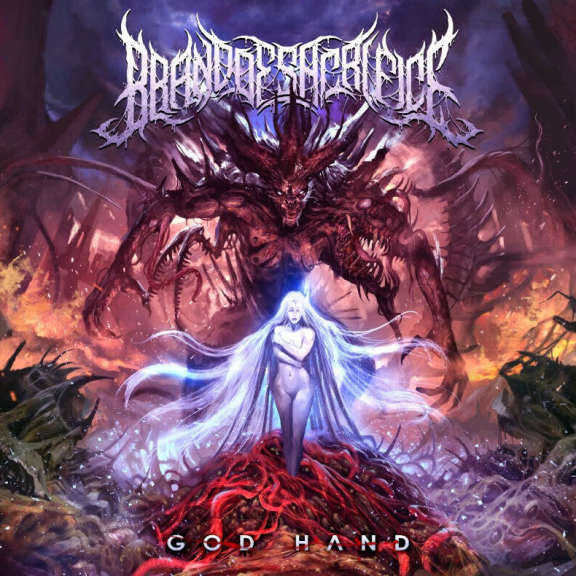 Brand of Sacrifice Godhand LP 2019