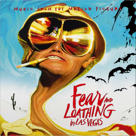 Various Fear and Loathing in Las Vegas Soundtrack LP 2019
