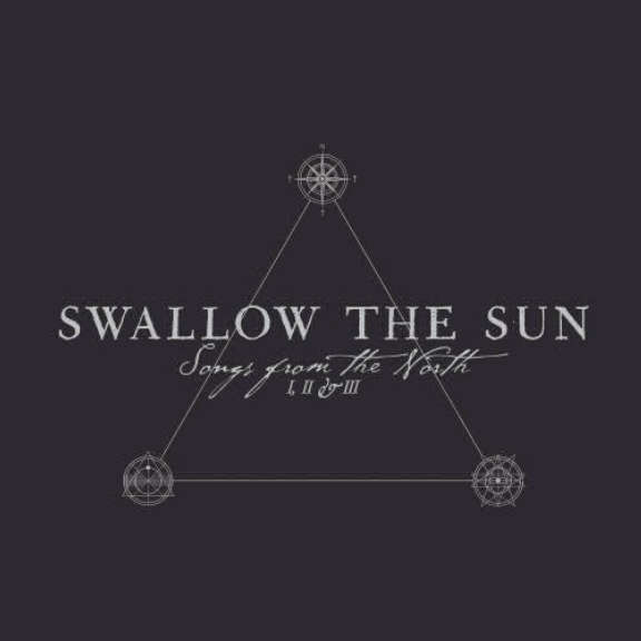 Swallow the Sun Songs From The North I, II & III LP 2019