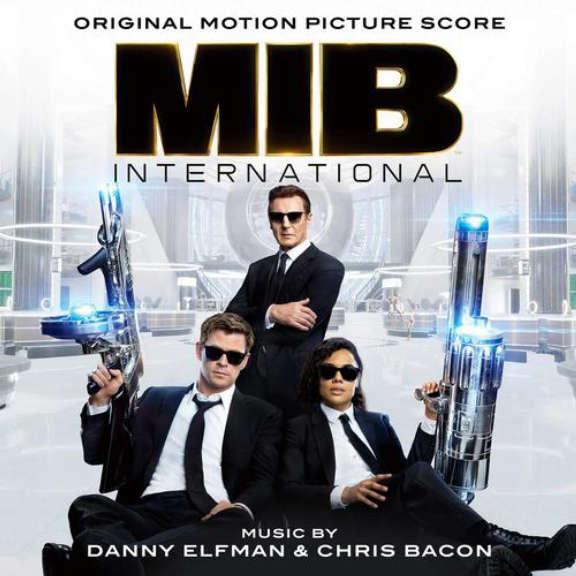 Danny Elfman & Chris Bacon Men In Black: International (Soundtrack) LP 2019