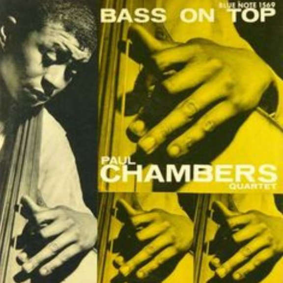 Paul Chambers Quartet Bass on Top LP 2019