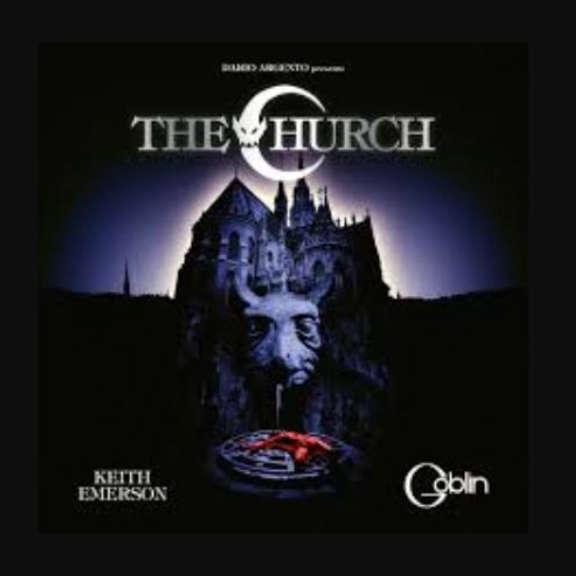 Keith Emerson & Goblin The Church LP 2019