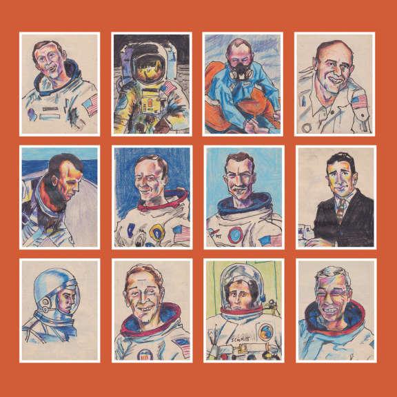 Darren Hayman 12 Astronauts LP 2019