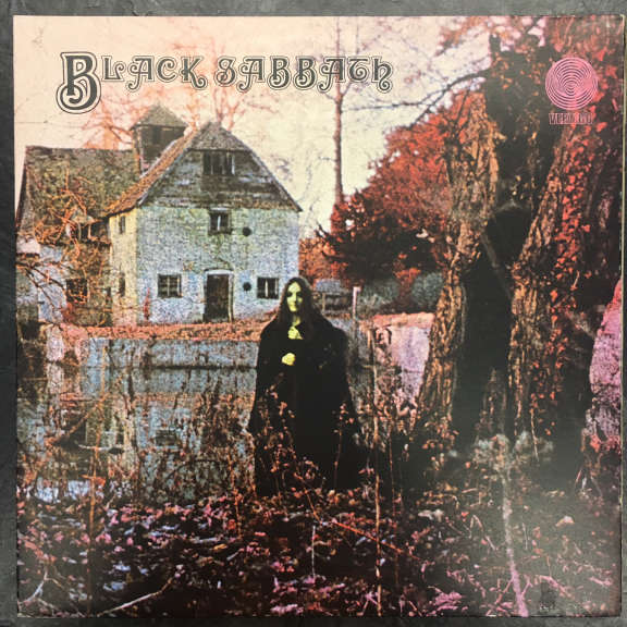 Black Sabbath Black Sabbath         LP 0