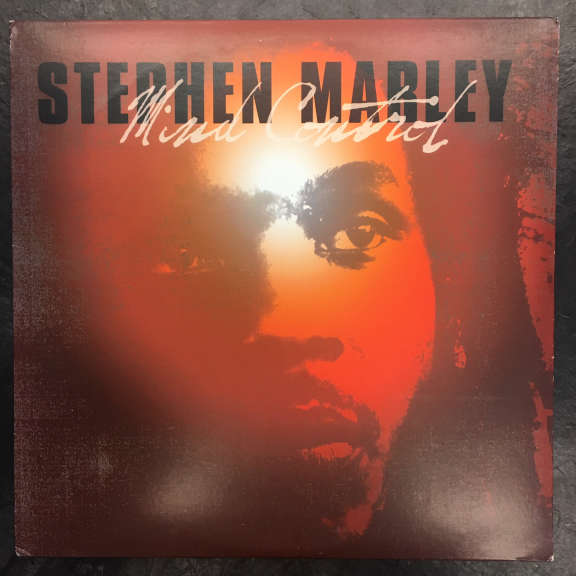 Stephen Marley Mind Control LP 2007