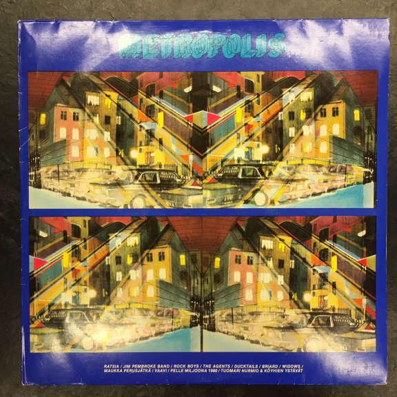 Various Metropolis LP 1980