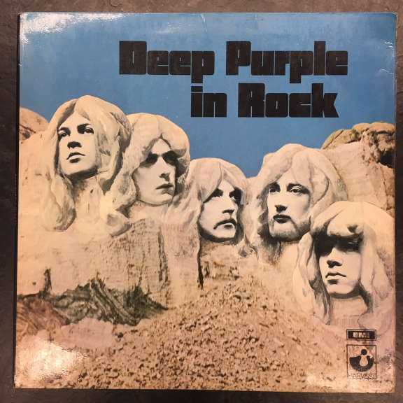 Deep Purple In Rock      LP 1970