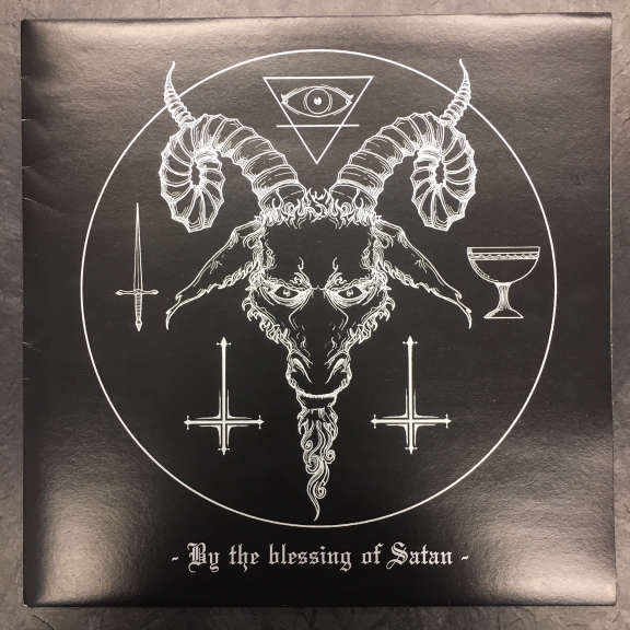 Behexen By the Blessing of Satan LP 2005