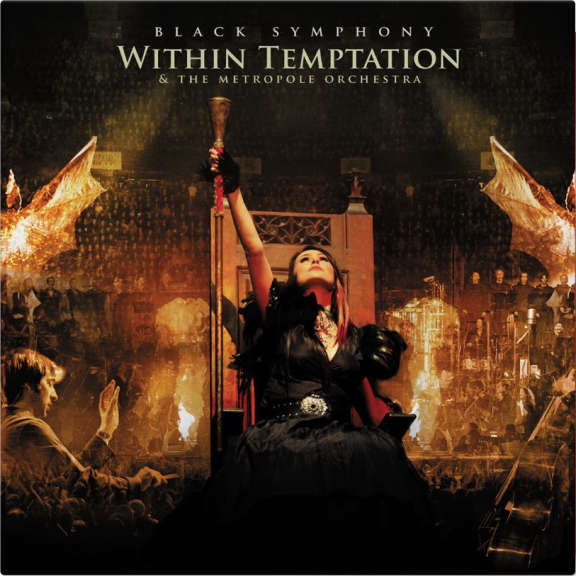 Within Temptation Black Symphony LP 2019