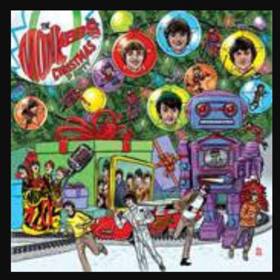 Monkees Christmas Party LP 2019