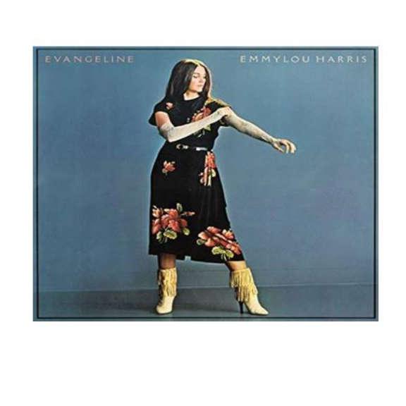 Emmylou Harris Evangeline LP 2019