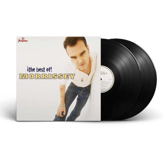 Morrissey The Best of Morrissey LP 2019