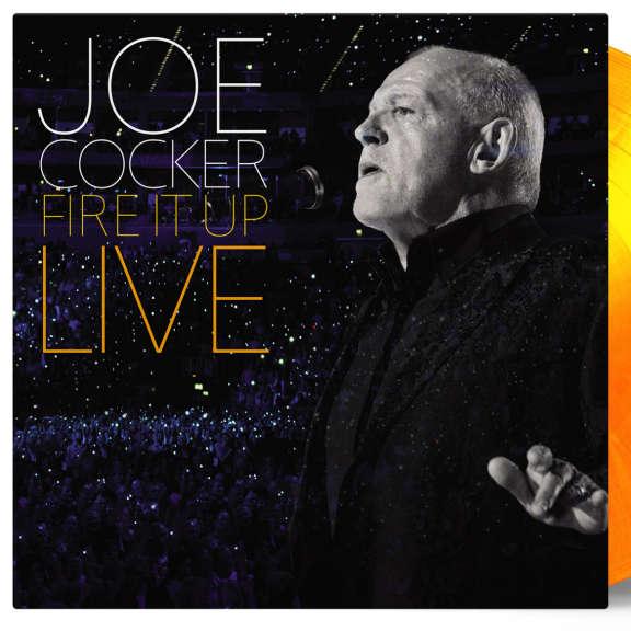 Joe Cocker Fire it Up – Live LP 2019