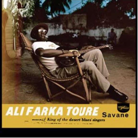 Ali Farka Toure Savane LP 2019
