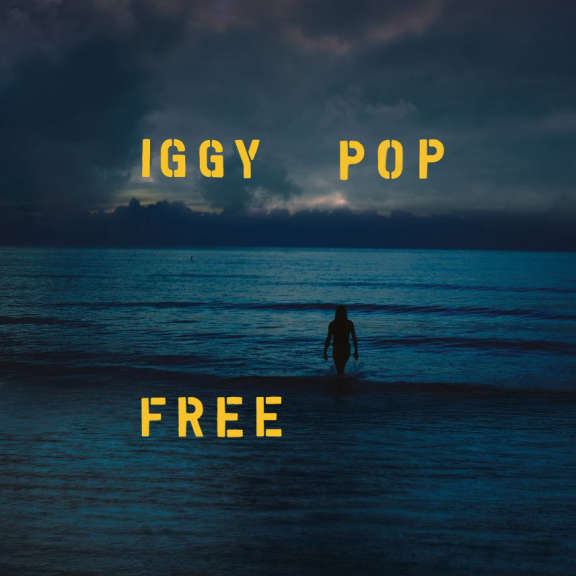 Iggy Pop Free (Indie Exclusive) LP 2019