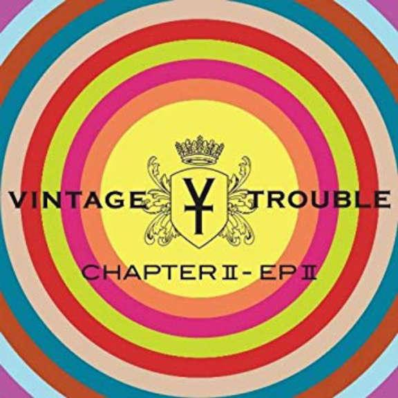 Vintage Trouble Chapter Two Part II LP 2019