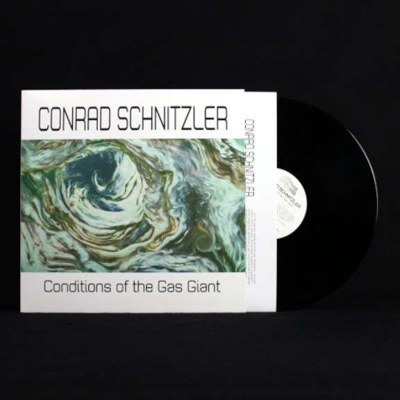 Conrad Schnitzler Conditions of the Gas Giant LP 2019