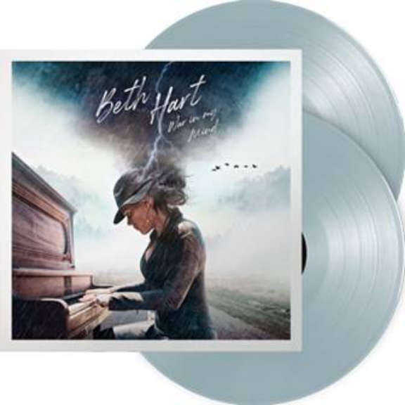 Beth Hart War In My Mind (LIMITED COLOR SPEC) LP 2019