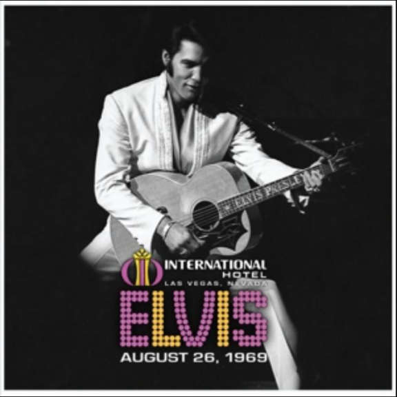 Elvis Presley Live at the International Hotel LP 2019