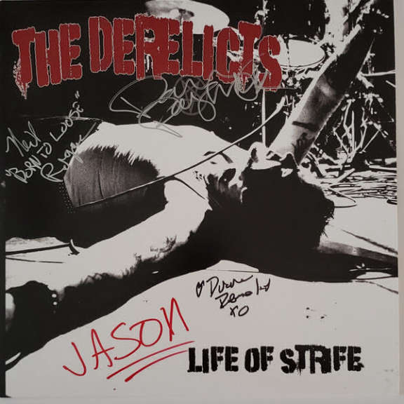 Derelicts Life Of Strife LP 0