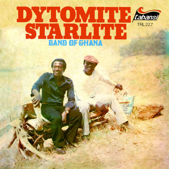 Dytomite Starlite Band Of Ghana Dytomite Starlite Band Of Ghana LP 0
