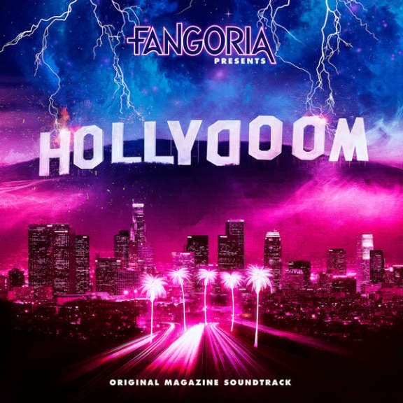 Various Fangoria Presents: Hollydoom LP 0