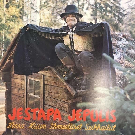 Various Jestapa Jepulis - Herra Huun Ihmeelliset Seikkailut LP 1973