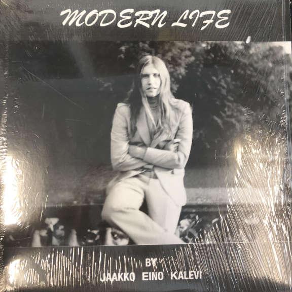 Jaakko Eino Kalevi  Modern Life LP 2010