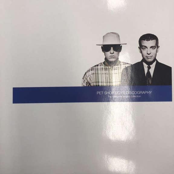 Pet Shop Boys Discography  LP 1991