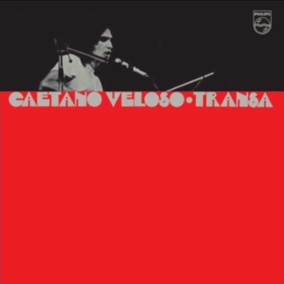 Caetano Veloso Transa LP 2019