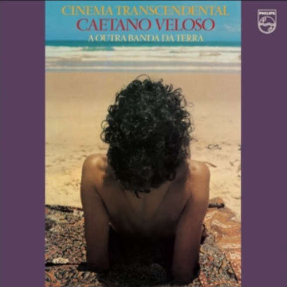 Caetano Veloso Cinema Transcendental LP 2019