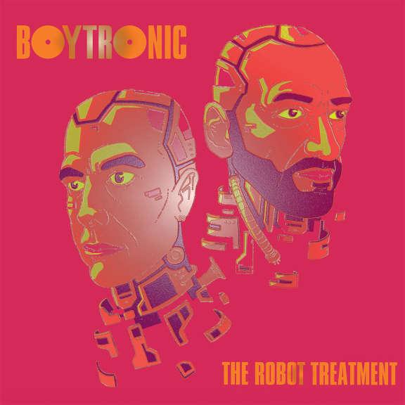 Boytronic The Robot Treatment LP 2019