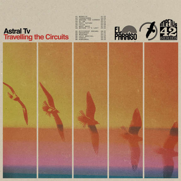Astral TV Travelling the Circuits LP 2019