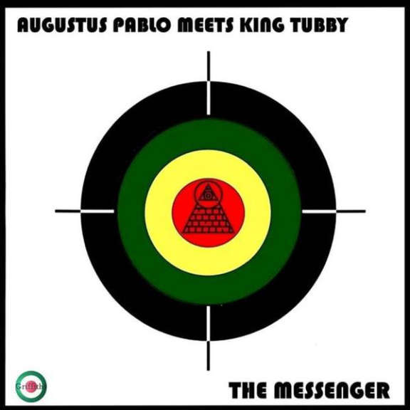 Augustus Pablo Meets King Tubby The Messenger LP 2019