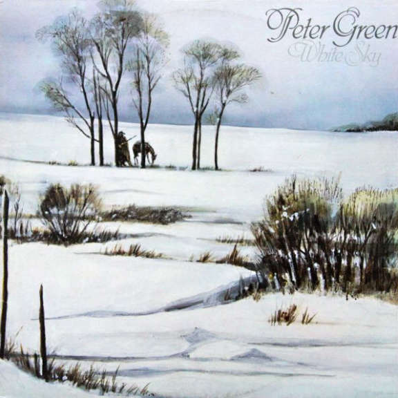 Peter Green White Sky LP 2019