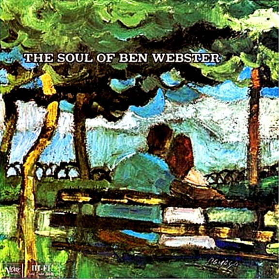 Ben Webster The Soul of Ben Webster LP 2019