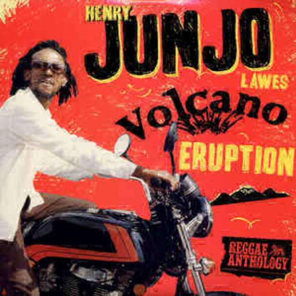 """Henry """"Junjo"""" Lawes Volcano Eruption LP 2019"""