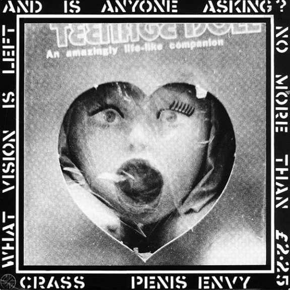 Crass Penis Envy LP 2019