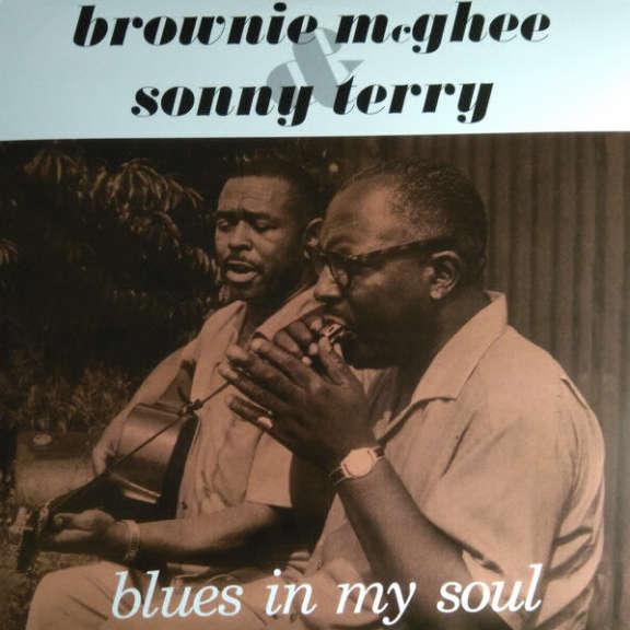 Sonny Terry & Brownie McGhee Blues in My Soul LP 2018